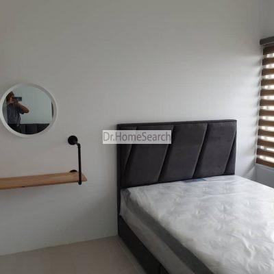 Warm Home Near Menjalara Kepong, Vim 3 Residences